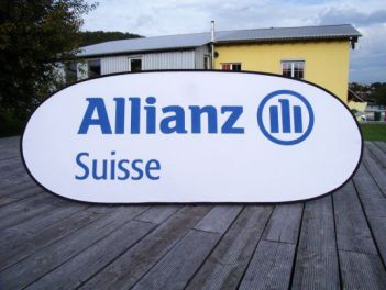 "Easy-Board ""Classic"" für Allianz Siusse"