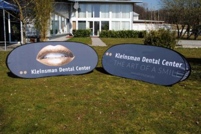 Easy-Boards Classic für Kleinsmann Dental Center
