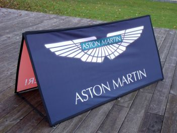 Easy-Board Square für Aston Martin