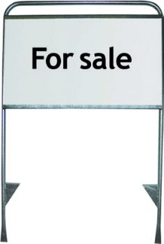 Estate Sign Holder Big