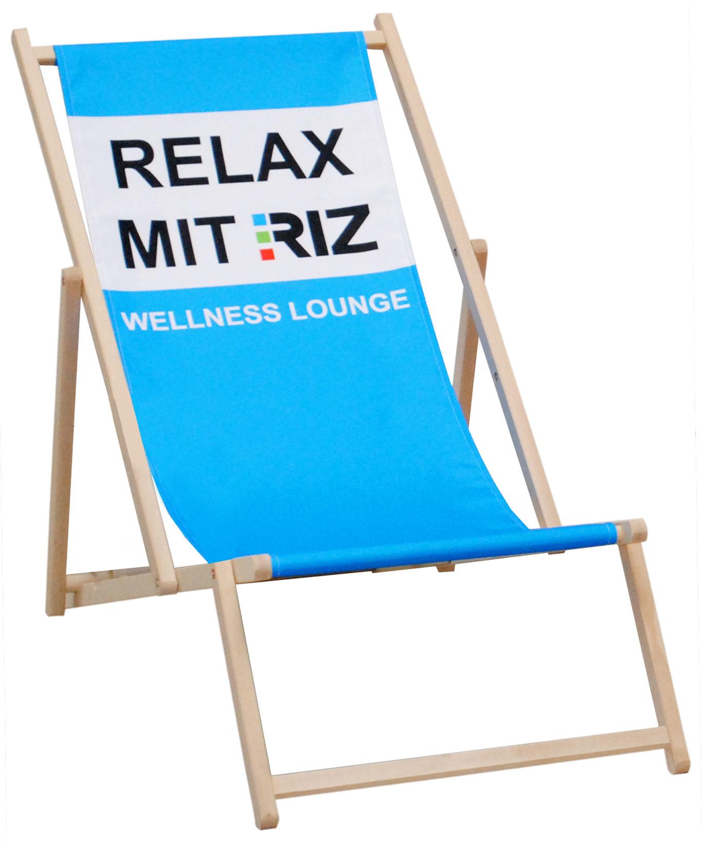display max holzliegestuhl qualitativ hochwertiger liegestuhl f r event und promotion. Black Bedroom Furniture Sets. Home Design Ideas