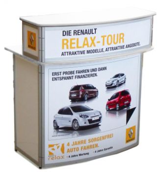 Promotiontheke Curved-Deluxe